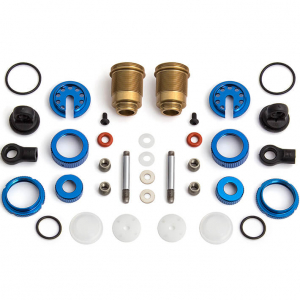 TEAM ASSOCIATED TC7.1 FT SHOCK KIT FOX KASHIMA COAT (2)