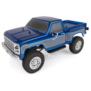TEAM ASSOCIATED CR12 FORD F-150 PICK-UP RTR - BLUE