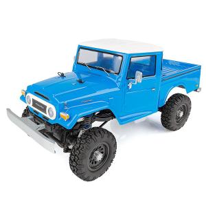 TEAM ASSOCIATED CR12 TOYOTA FJ45 PICK-UP RTR - BLUE