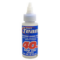 Team Associated Silicone Shock Oil 40Wt (500cSt)