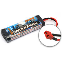 Reedy Wolfpack 3000Mah 7.2v NiMH Battery W/Deans Plug