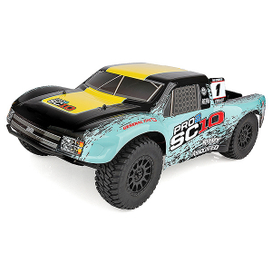 TEAM ASSOCIATED PRO2 SC10 CONTENDER BODY PAINTED