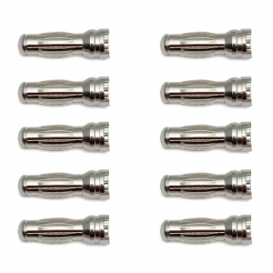 REEDY LOW PROFILE CAGED BULLET (10) 4mm x 14mm