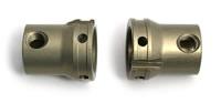 Team Associated RC8 Factory Team Gearbox Input Cups - Aluminium