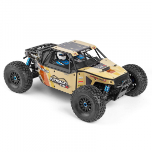 TEAM ASSOCIATED NOMAD DB8 BODY TAN