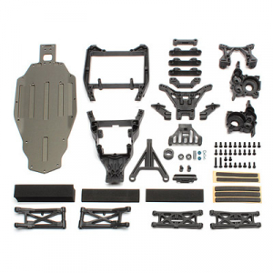 ASSOCIATED B5 TO B5M CONV. KIT (SHELL NOT INCLUDED)