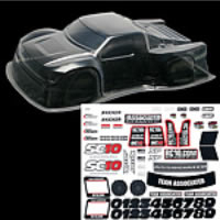 TEAM ASSOCIATED SC10 CONTENDER BODY (CLEAR)
