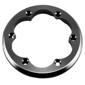 Axial 2.2 Vws Machined Beadloc Ring (Grey) (2)