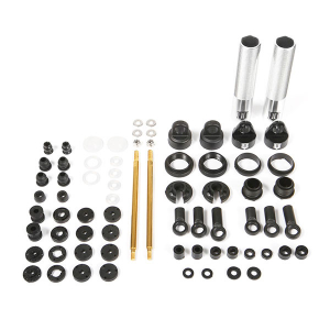 AXIAL ICON 93-137 ALUM SHOCK SET 10MM PISTON (2)