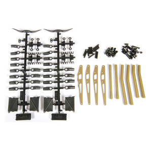 AXIAL FRONT ALUMINUM LINKS SET RR10