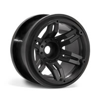 Axial Racing 2.2 Rockster Beadlocks - Black