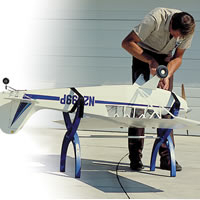Byron Craft Cuddler Aircraft Stand