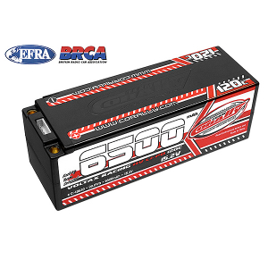 CORALLY VOLTAX 120C LIPO HV BATTERY 6500 MAH 15.2V STICK 4S