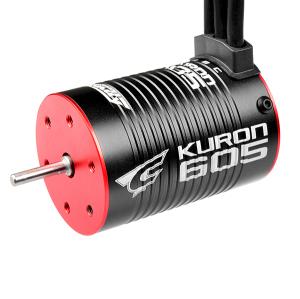 CORALLY ELECTRIC MOTOR KURON 605 4POLE 3500 KV BRUSHLESS