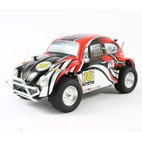CARISMA GT16 BAJA VW BEETLE PAINTED BODY