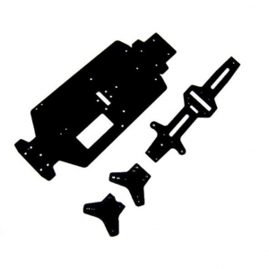 CARISMA GT14B PRO FRP CHASSIS PLATE SET