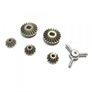 CARISMA M40/M10DB SERIES METAL DIFFS INTERNAL GEARS