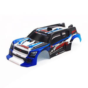 CARISMA GT24R PAINTED AND DECORATED BODY SET (BLUE)