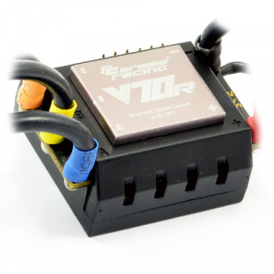 CARISMA V70 TYPE-R SENSORED 70A BRUSHLESS ESC w/TURBO