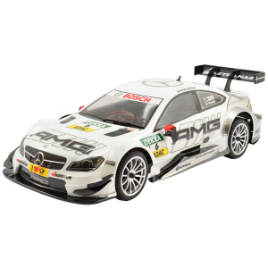 CARISMA M40S MERCEDES AMG DTM (#6 WHITE) 1/10TH KIT
