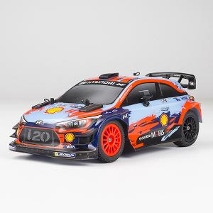 CARISMA GT24 i20 HYUNDAI WRC 4WD 1/24 MICRO RALLY RTR