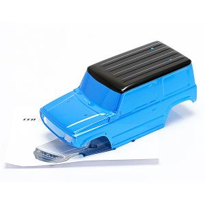CEN RACING SUZUKI JIMNY PAINTED BODY ONLY (METALLIC BLUE)