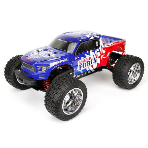 CEN RACING REEPER AMERICAN FORCE 1/7 RTR MONSTER TRUCK