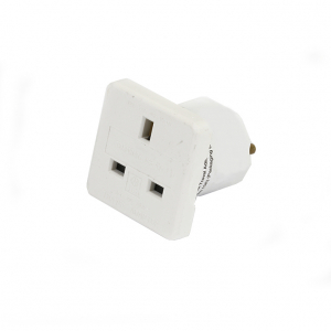 CML DISTRIBUTION PLUG ADAPTOR - UK TO EU CONVERTER