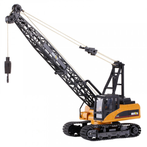 HUINA 1/14 SCALE RC CRAWLER CRANE 2.4G 15CH w/HOOK