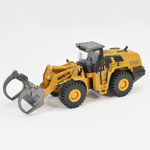 HUINA 1/50 DIECAST FORK TRUCK LOADER STATIC MODEL