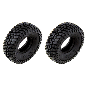 ELEMENT RC GENERAL GRABBER X3 TIRES, 1.9 IN, 4.65 IN DIA