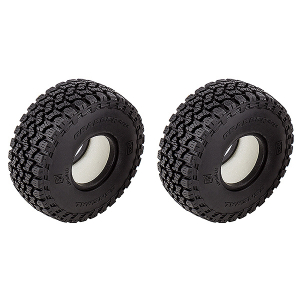 ELEMENT RC GENERAL GRABBER A/T X TYRES, 1.55 IN, 3.85 IN DIA