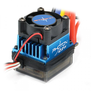 ETRONIX PHOTON 2.1W 45AMP ESC BRUSHLESS FTX SPEC
