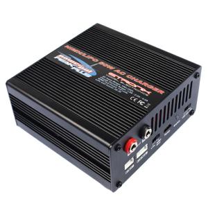 ETRONIX POWERPAL PEAK PLUS AC 1/3/5Amp CHARGER (UK PLUG)