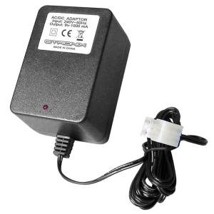 Etronix Mains Ac Wall Charger 1000Mah For 7.2V W/Tamiya Plug (UK Plug)