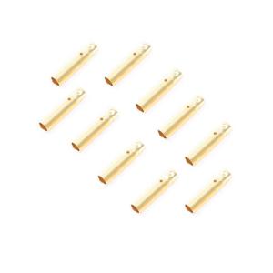 ETRONIX 4.0MM FEMALE GOLD CONNECTORS (10)
