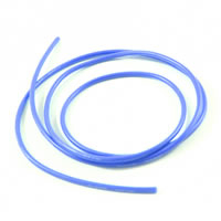ETRONIX 12AWG SILICONE WIRE BLUE (100cm)