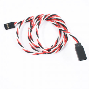 Etronix 90cm 22Awg Futaba Twisted Extension Wire