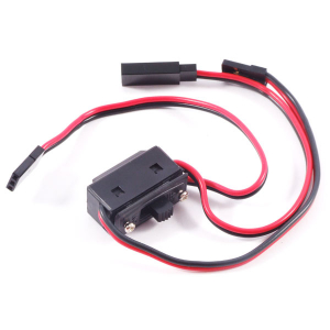 ETRONIX FUTABA 3 LEAD SWITCH HARNESS