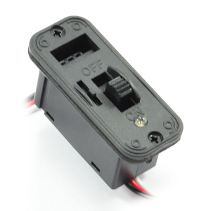 ETRONIX HEAVY DUTY FUTABA SWITCH w/LED INDICATOR & CHARGE PORT