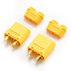 ETRONIX XT-90 CONNECTOR (MALE/FEMALE)