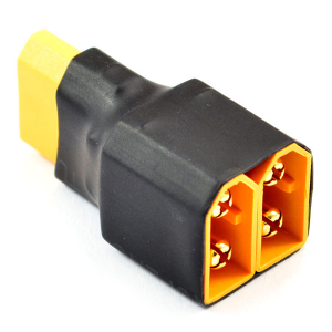 ETRONIX XT60 PARALLEL DUAL ADAPTOR PLUG