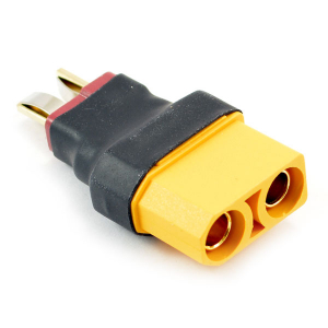 ETRONIX FEMALE XT90 TO MALE DEANS ADAPTOR PLUG
