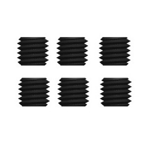 Fastrax M3 X 4 Grub Screws (Set Screws) (6)