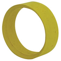 Fastrax Moulded Insert Soft Yellow