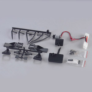FASTRAX MOTORISED WINDSCREEN WIPER SET