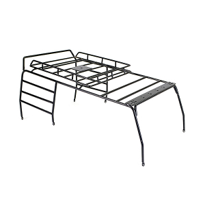 FASTRAX METAL ROLL CAGE FRAME & ROOF RACK 300x195x130mm