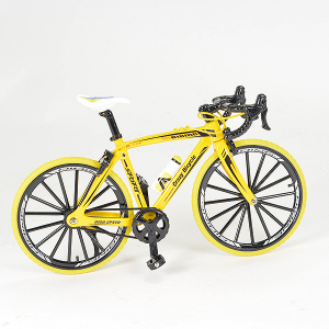 FASTRAX STATIC ROAD BIKE 20X12cm - YELLOW