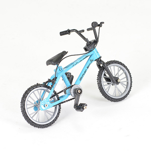 FASTRAX STATIC BMX BIKE 11X8cm - BLUE