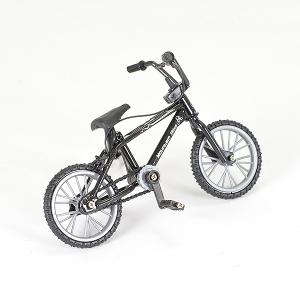 FASTRAX STATIC BMX BIKE 11X8cm - BLACK